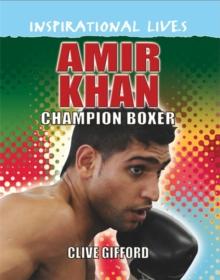 Image for Amir Khan  : champion boxer