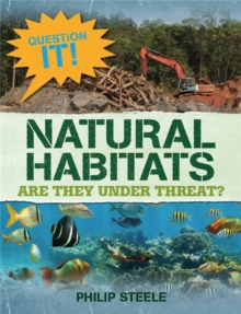 Image for Natural habitats  : are they under threat?