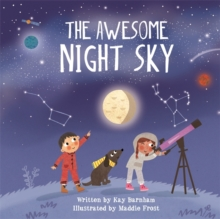 Image for Look and Wonder: The Awesome Night Sky