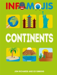 Image for Infomojis: Continents
