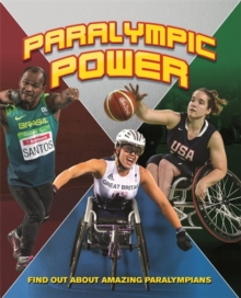 Image for Paralympic power