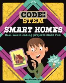 Image for Smart homes  : real-world coding projects made fun