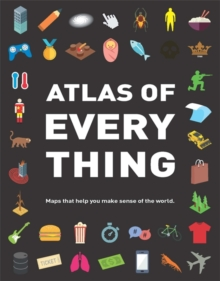 Image for Atlas of everything