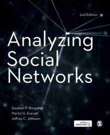 Image for Analyzing social networks