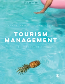 Image for Tourism management  : an introduction