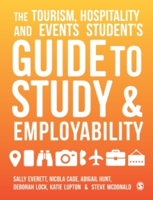 Image for The tourism, hospitality and events student's guide to study and employability