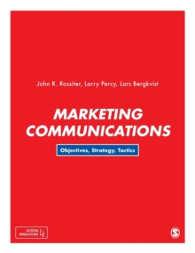 Image for Marketing communications  : objectives, strategy, tactics