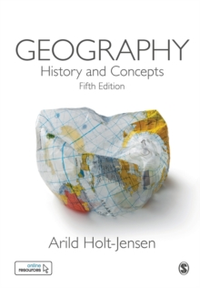 Image for Geography  : history and concepts