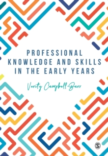 Image for Professional knowledge & skills in the early years