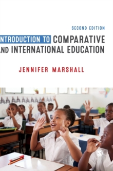 Image for Introduction to comparative and international education