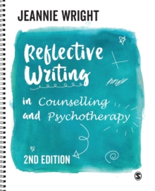 Image for Reflective writing in counselling and psychotherapy