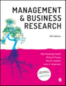 Image for Management & business research