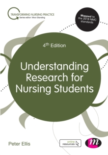 Image for Understanding research for nursing students