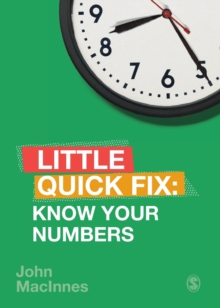 Image for Know your numbers