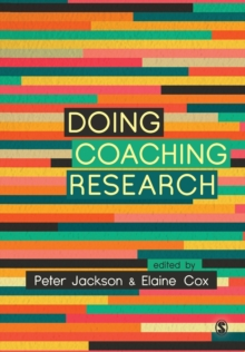 Image for Doing coaching research