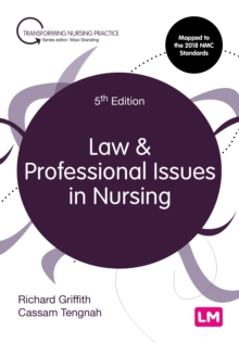 Image for Law & professional issues in nursing