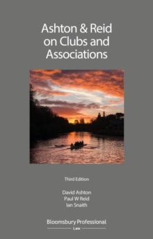 Image for Ashton & Reid on clubs and associations