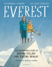 Image for Everest  : the remarkable story of Edmund Hillary and Tenzing Norgay