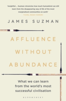 Image for Affluence without abundance  : what we can learn from the world's most successful civilisation