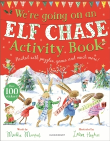 Image for We're Going on an Elf Chase Activity Book