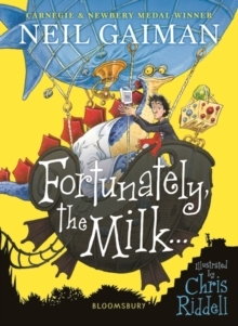Image for Fortunately, the milk...