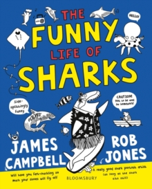 Image for The funny life of sharks
