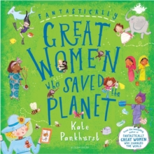 Image for Fantastically great women who saved the planet