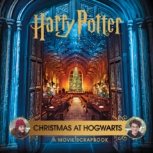 Image for Christmas at Hogwarts  : a movie scrapbook
