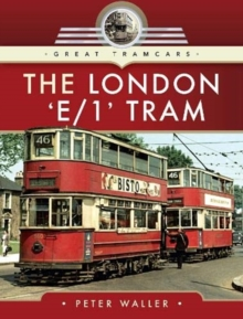Image for The London 'E/1' tram