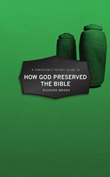 Image for Christian's Pocket Guide to How God Preserved the Bible