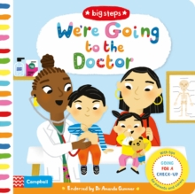 Image for We're going to the doctor  : going for a check-up