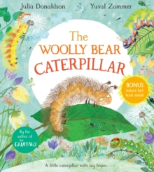 The woolly bear caterpillar by Donaldson, Julia cover image