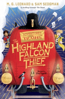 Image for The Highland Falcon thief