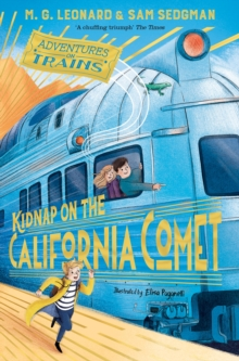 Image for Kidnap on the California Comet