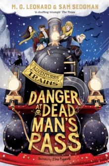Danger at Dead Man's Pass by Leonard, M. G. cover image