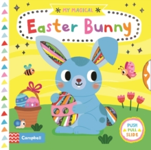 My magical Easter Bunny - Books, Campbell