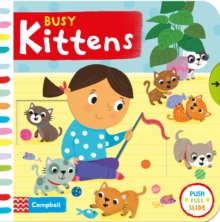 Image for Busy kittens