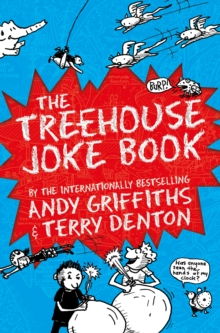Image for The treehouse joke book