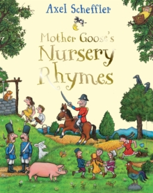 Image for Mother Goose's nursery rhymes