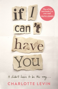 Image for If I can't have you