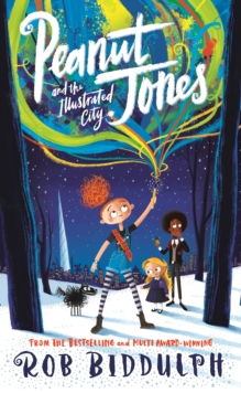 Image for Peanut Jones and the illustrated city