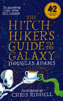 The hitchhiker's guide to the galaxy - Riddell, Chris