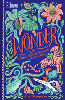 Image for Wonder  : the Natural History Museum poetry book