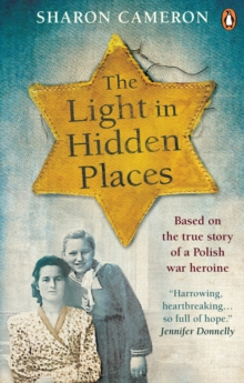 Image for The light in hidden places  : a novel based on the true story of Stefania Podgâorska