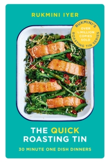 Image for The quick roasting tin  : 30 minute one dish dinners