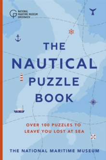 Image for The nautical puzzle book