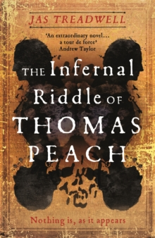 Image for The infernal riddle of Thomas Peach