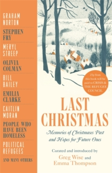 Image for Last Christmas  : memories of Christmases past and hopes for future ones