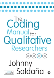 Image for The coding manual for qualitative researchers