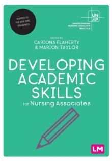 Image for Developing academic skills for nursing associates